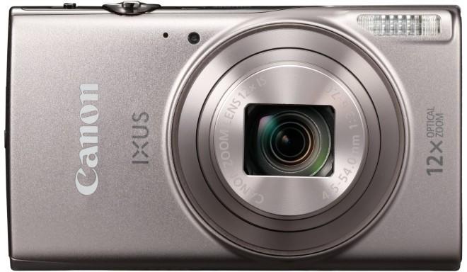 Canon Digital Ixus 285 HS, sudrabots