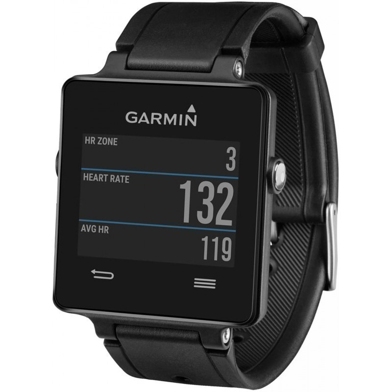 Garmin Vivoactive, must