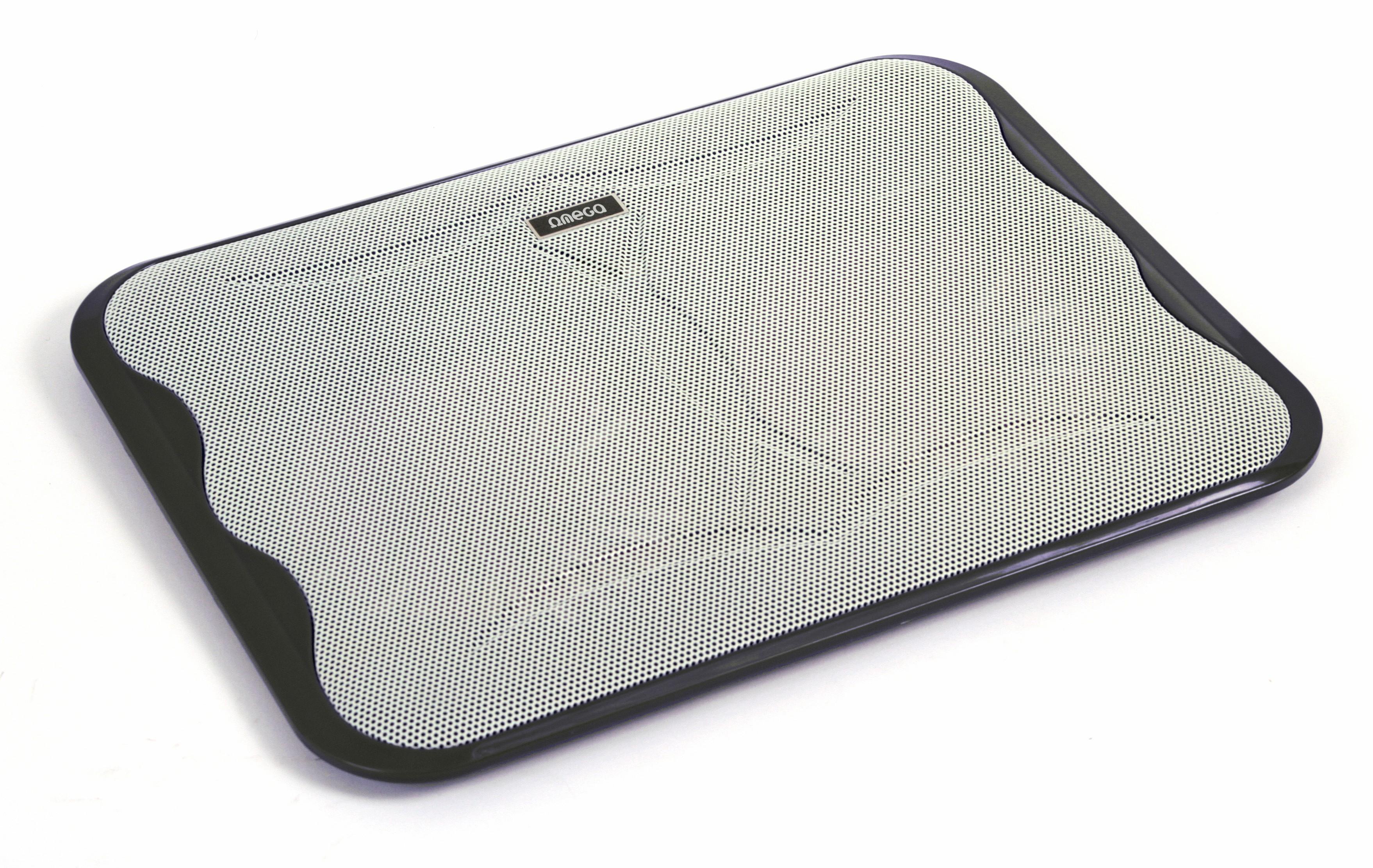 695b5d2886c Omega sülearvuti jahutusalus Ice Cube, must