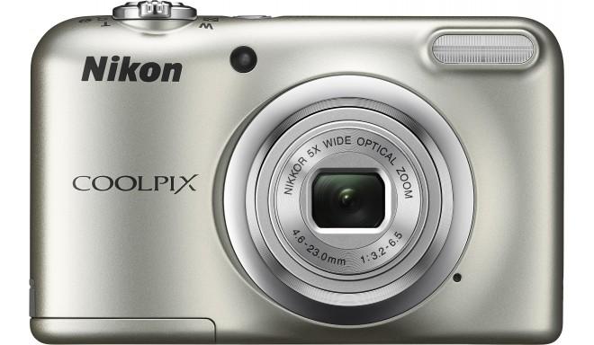 Nikon Coolpix A10, hõbedane