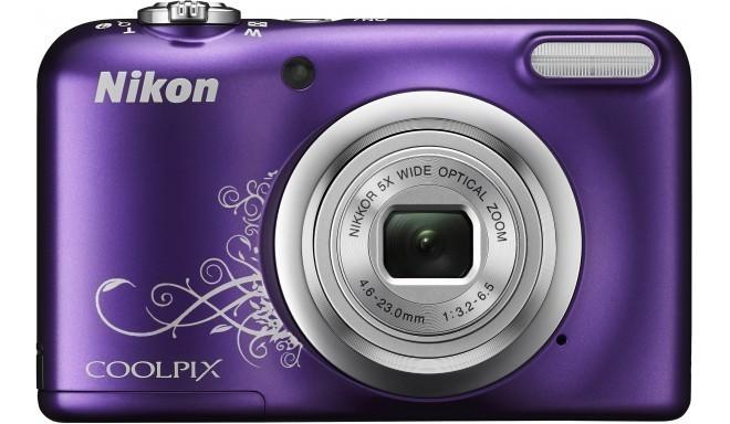 Nikon Coolpix A10, Lineart purple