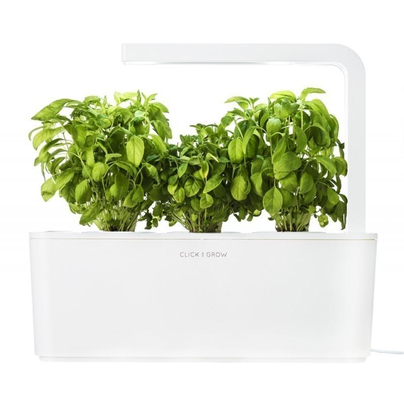 Click & Grow Smart Herb стартовый комплект, белый