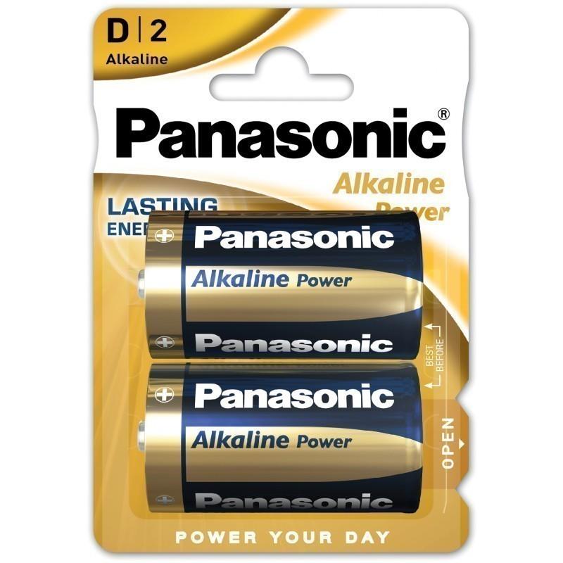 Panasonic patarei LR20APB/2BP