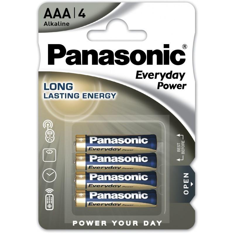 Panasonic patarei LR03EPS/4B