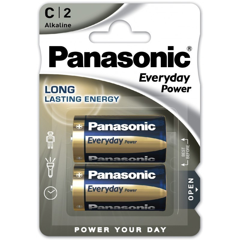 Panasonic battery LR14EPS/2B