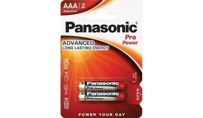 Panasonic Pro Power patarei LR03PPG/2B