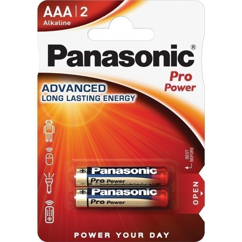 Panasonic patarei LR03PPG/2B