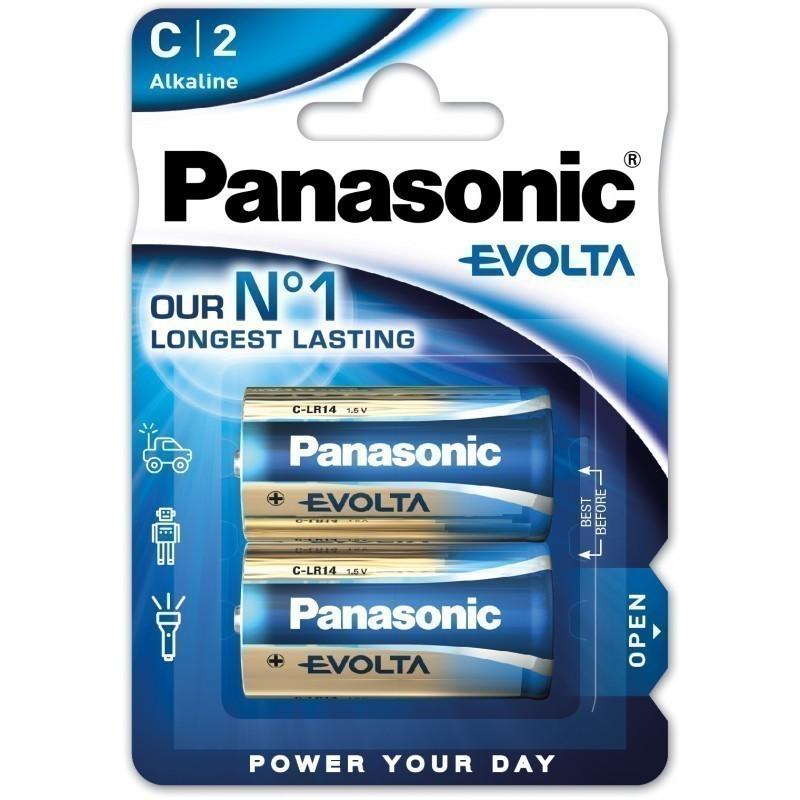 Panasonic patarei LR14EGE/2B