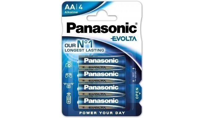 Panasonic Evolta baterija LR6EGE/4B
