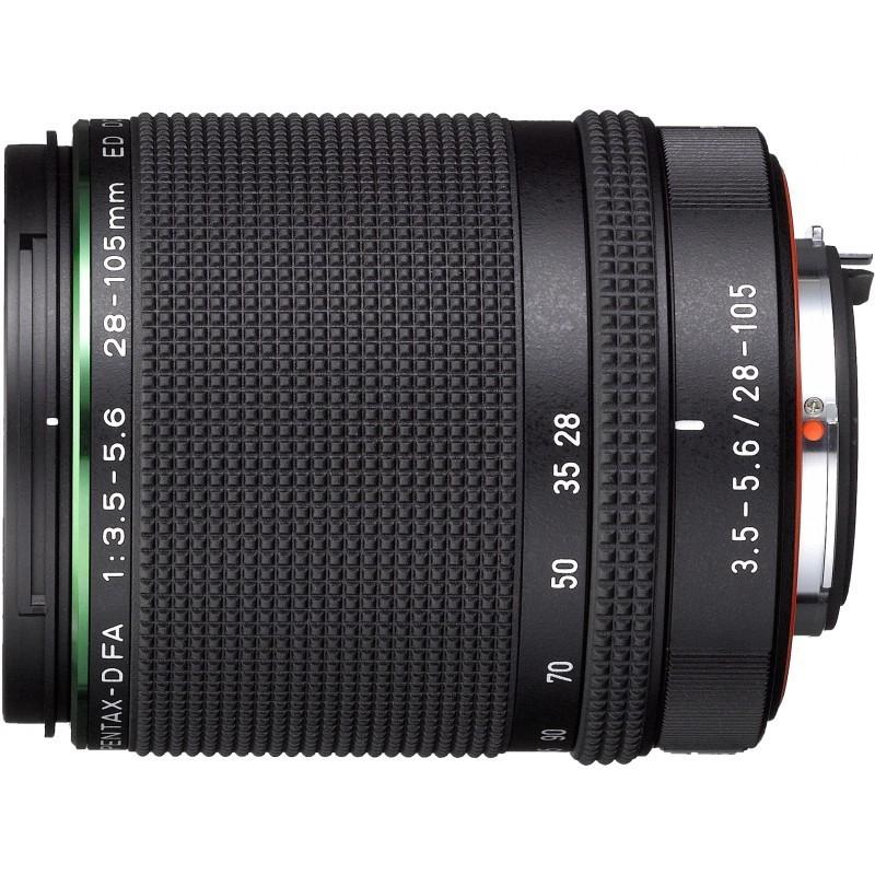 HD Pentax D-FA 28-105mm f/3.5-5.6 ED DC WR objektiiv