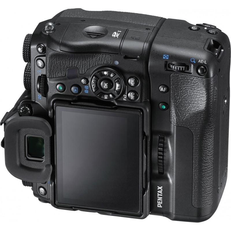 Pentax battery grip D-BG6