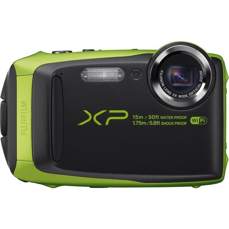 Fujifilm FinePix XP90, laimiroheline
