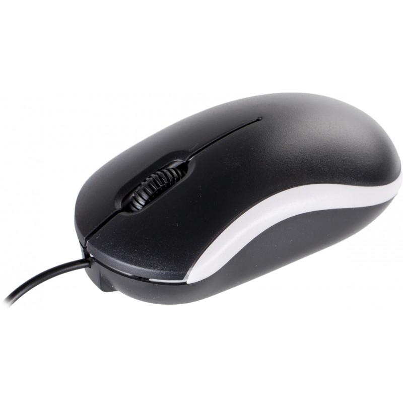 Omega mouse OM-07 Optical V2, white