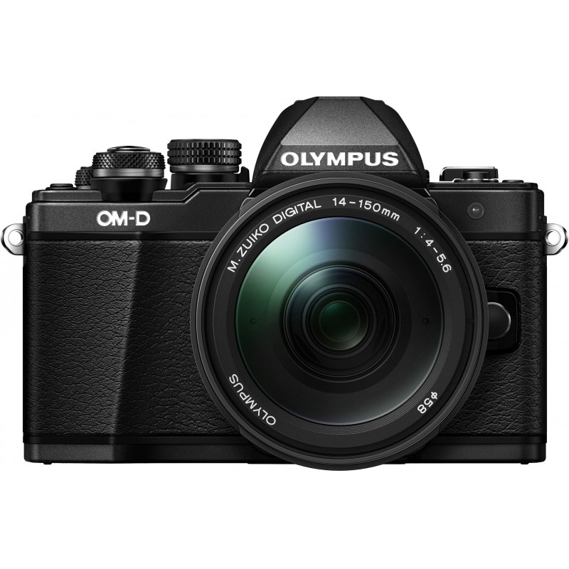 Olympus OM-D E-M10 Mark II + 14-150mm Kit, must