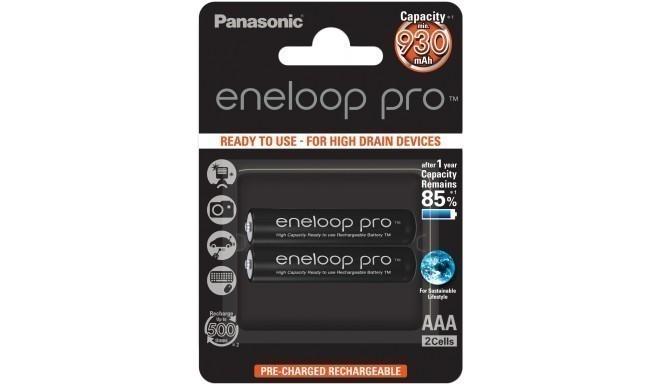 Panasonic eneloop aku pro AAA 930 2BP