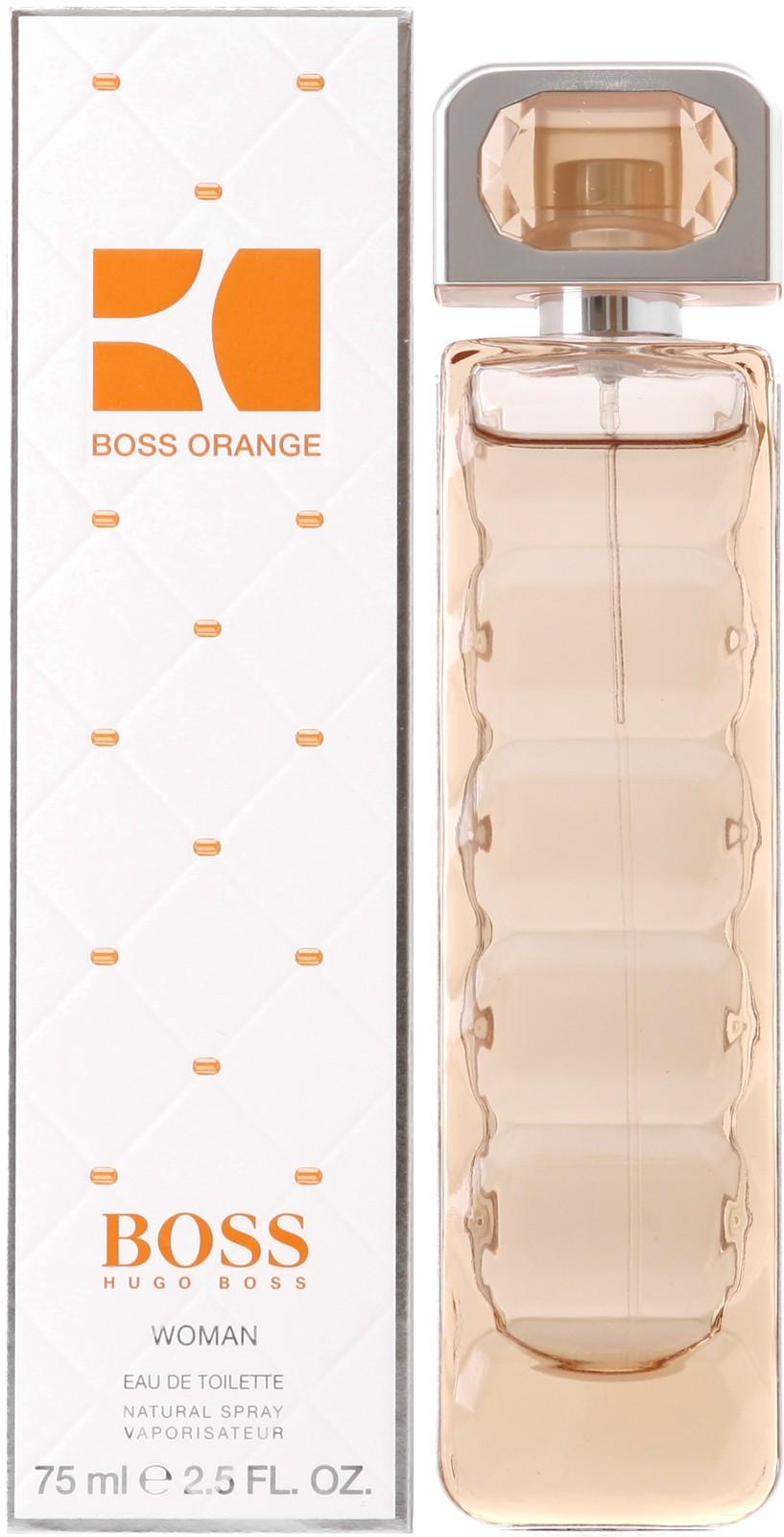 Hugo Boss Boss Orange Pour Femme Eau de Toilette 75ml