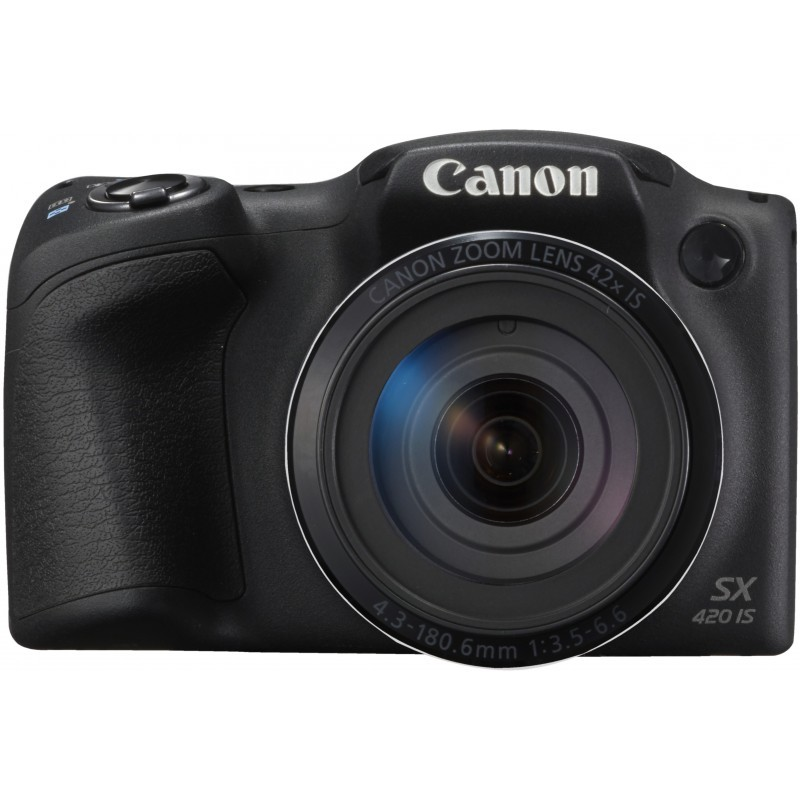 Canon PowerShot SX420 IS, must
