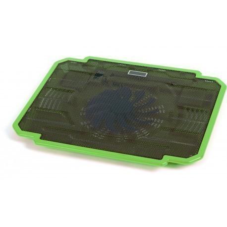 Omega sülearvuti jahutusalus Ice Box, roheline