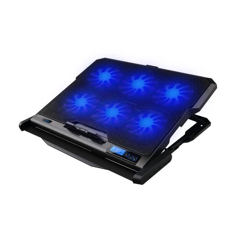 d689bad7890 Omega sülearvuti jahutusalus Coolwave, must - Sülearvuti ...
