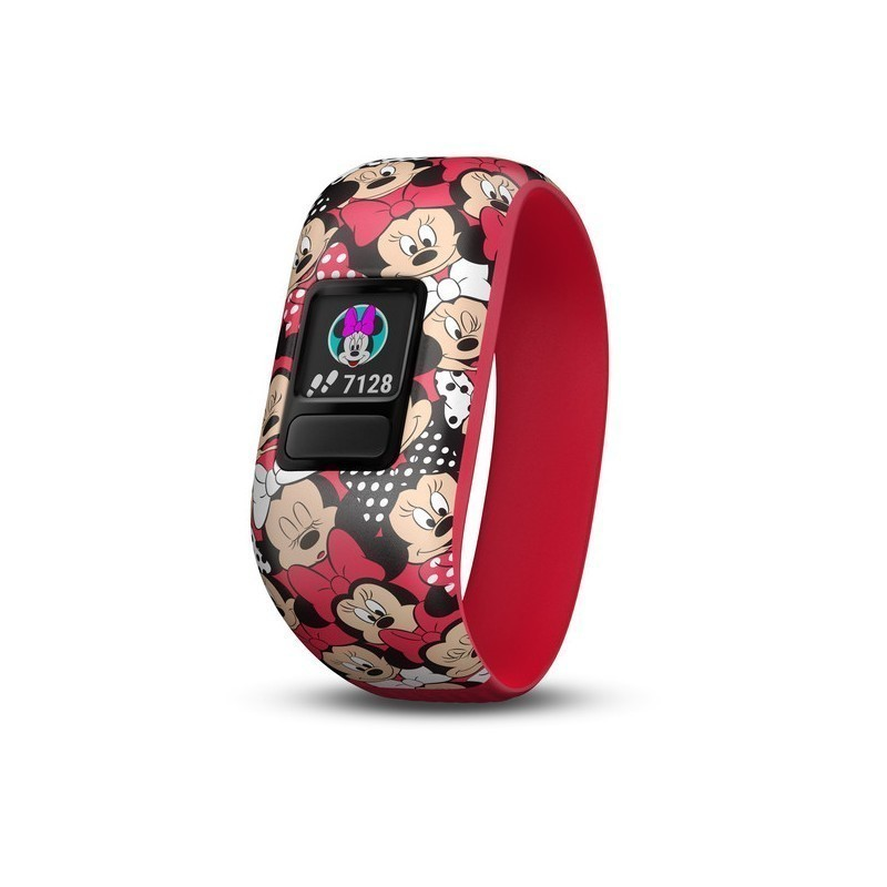 Garmin aktiivsusmonitor Vivofit Jr. 2 Disney Minnie Mouse