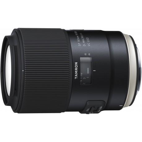Tamron SP 90mm f/2.8 Di VC USD Macro objektīvs priekš Canon