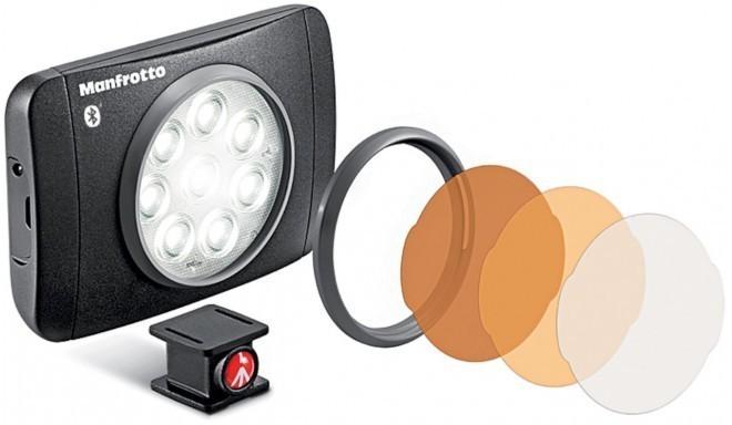 Manfrotto LED gaisma Lumimuse 8 Bluetooth