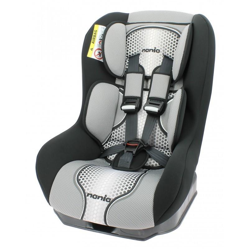 NANIA car seat Driver POP Black 004480 - Car seats - Photopoint