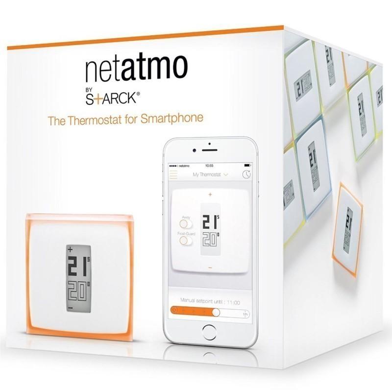 Netatmo termostaat