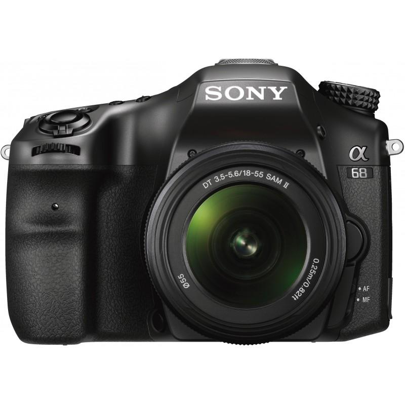 Sony a68 + 18-55mm II Kit