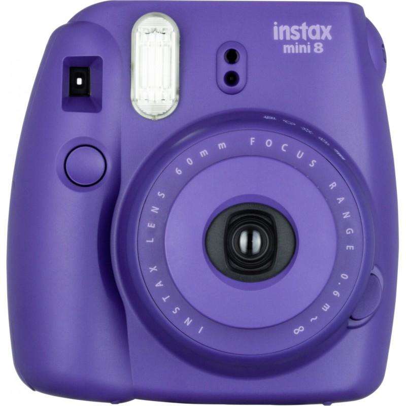 Fujifilm Instax Mini 8 kit, lilla