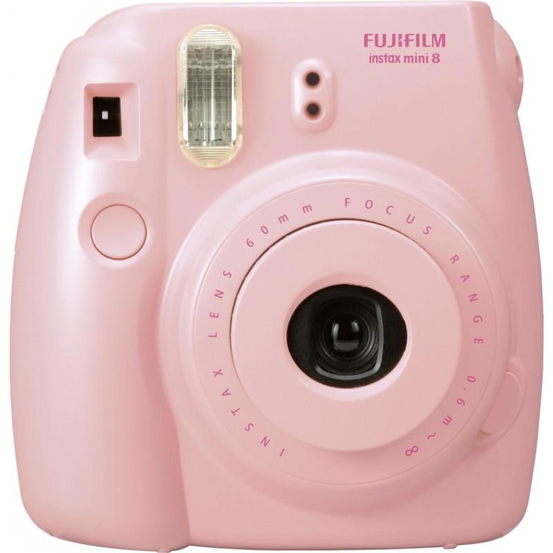 Fujifilm Instax Mini 8 kit, roosa