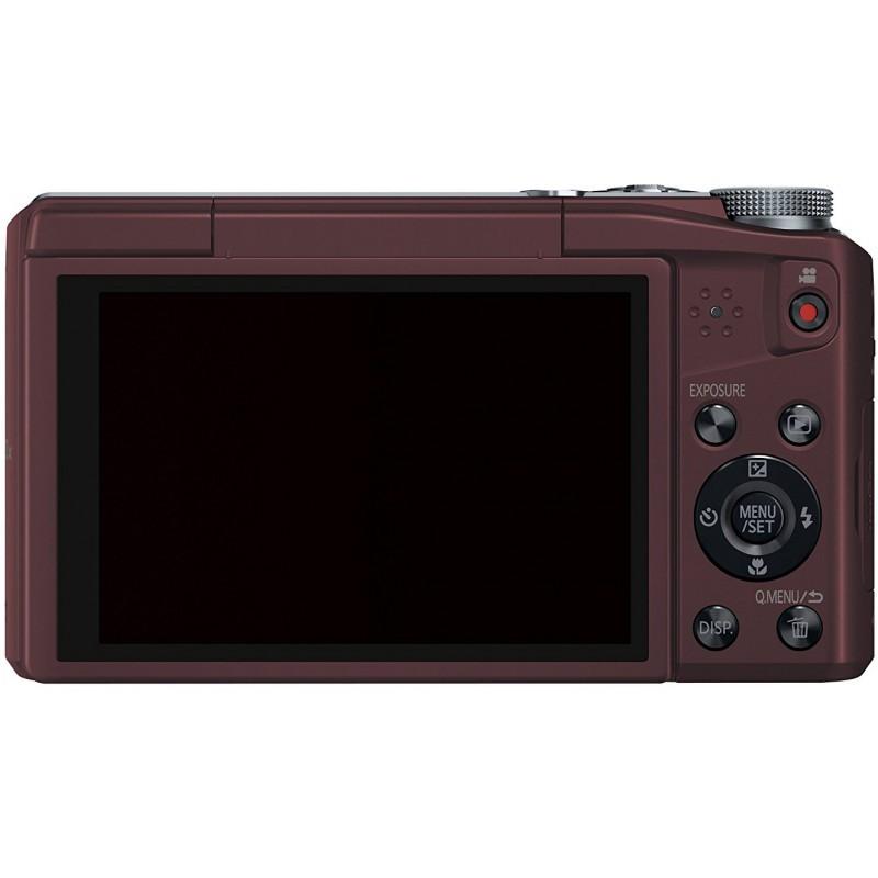 Panasonic Lumix DMC-TZ57, pruun