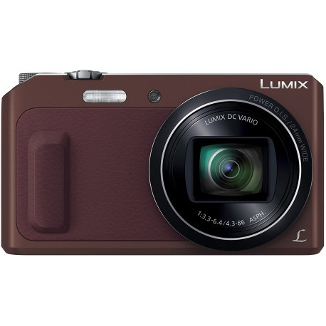 Panasonic Lumix DMC-TZ57, pruun