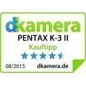 Pentax K-3 II + DA 18-135мм WR комплект