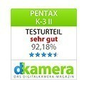 Pentax K-3 II + DA 16-85mm WR Kit