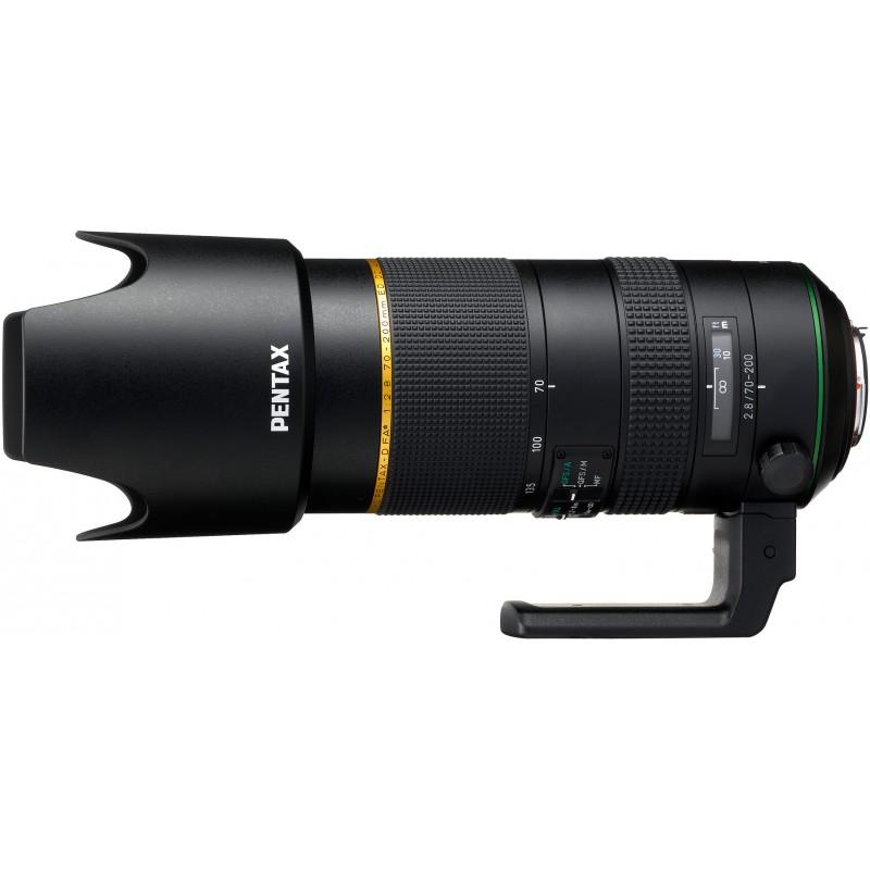 HD Pentax D-FA* 70-200mm f/2.8 ED DC AW objektiiv