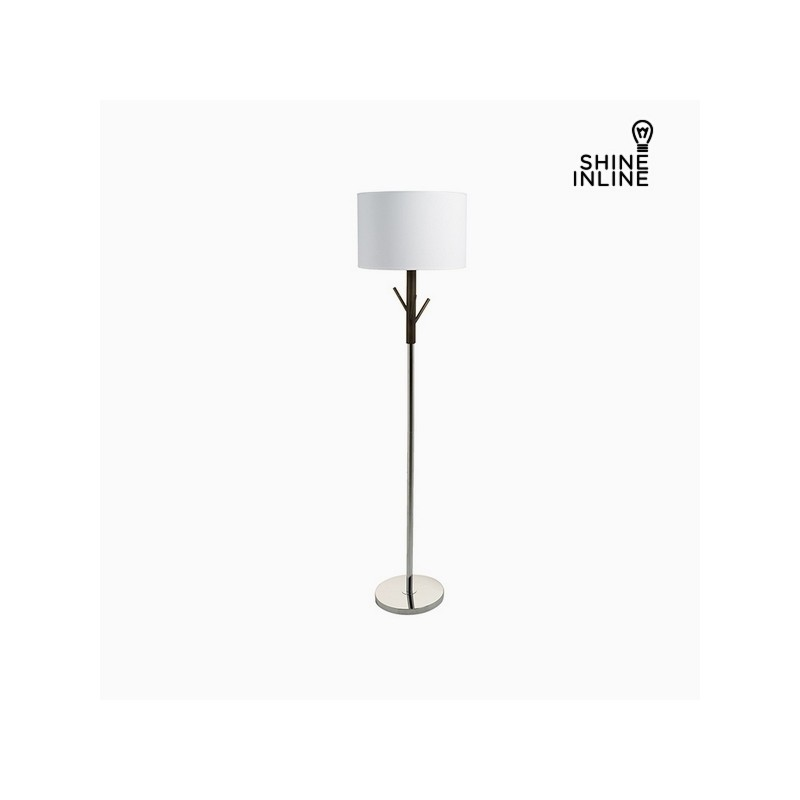 Floor lamp black beech wood aluminium 38 x 38 x 160 cm by shine floor lamp black beech wood aluminium 38 x 38 x 160 cm by shine aloadofball Image collections