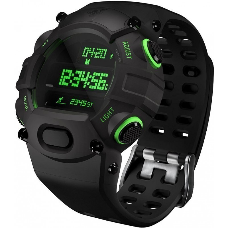 Razer Nabu Watch, черный