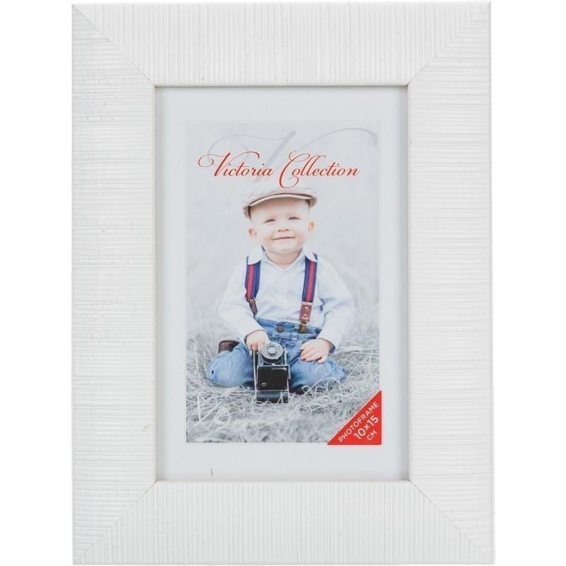 Pildiraam Sand 10x15, valge (VI2451)