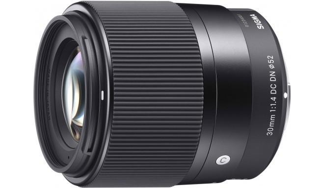 Sigma 30mm f/1.4 DC DN Contemporary objektīvs priekš Sony