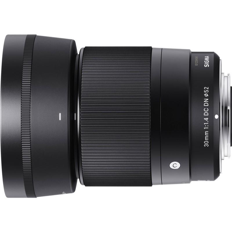 Sigma 30mm f/1.4 DC DN Contemporary objektiiv Sonyle