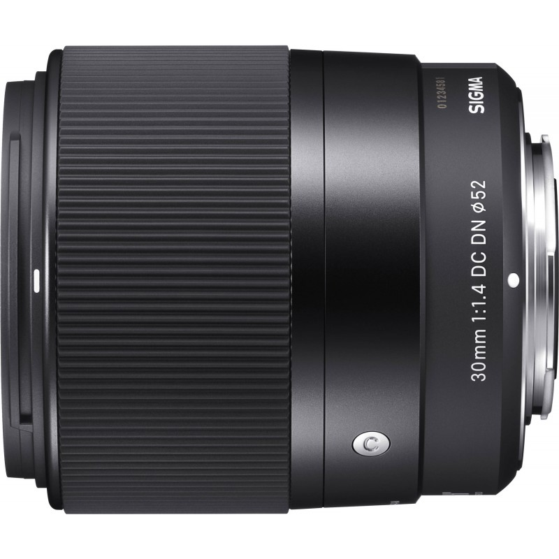 Sigma 30mm f/1.4 DC DN Contemporary objektiiv Micro Four Thirds