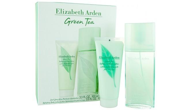 Elizabeth Arden Green Tea Pour Femme Eau de Parfum 100ml + kehakreem 100ml