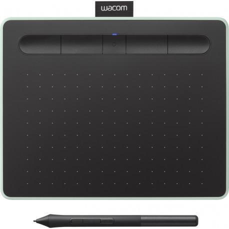 Wacom graafikalaud Intuos S Bluetooth, pistaatsiaroheline
