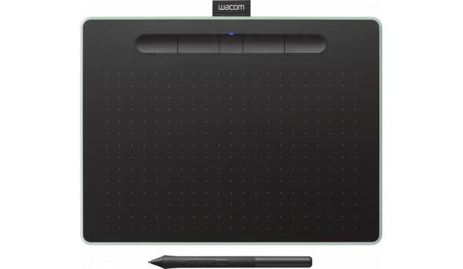 Wacom графический планшет Intuos M Bluetooth, зеленый