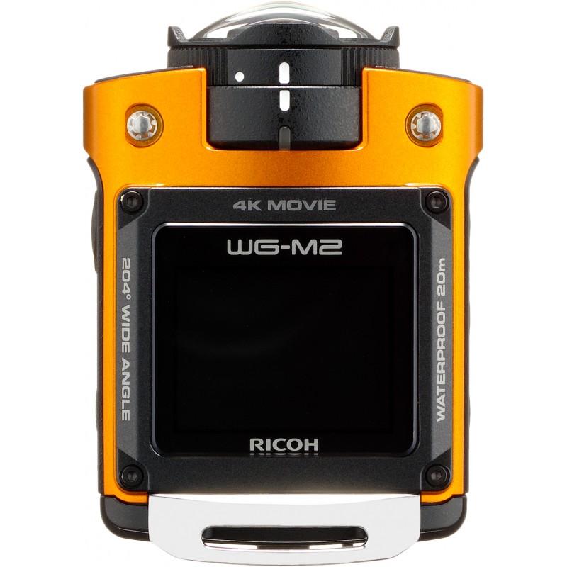Ricoh WG-M2, oranž
