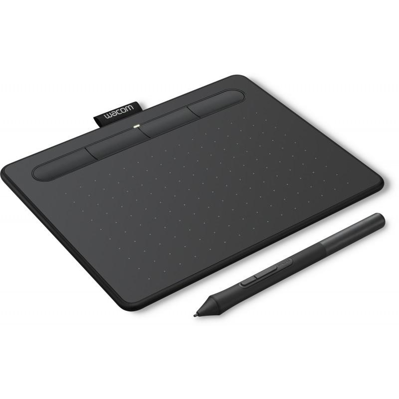 Wacom graphics tablet Intuos Basic Pen S, black