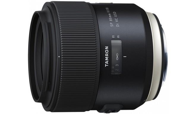 Tamron SP 85mm f/1.8 Di VC USD objektiiv Canonile