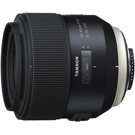 Tamron SP 85мм f/1.8 Di VC USD объектив для Nikon