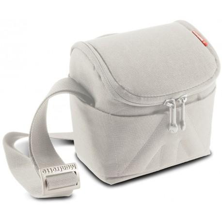 Manfrotto сумка на плечо Amica 20, белый (MB SV-SB-20DV)